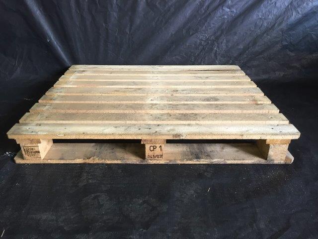 CP1 pallets gebruikt