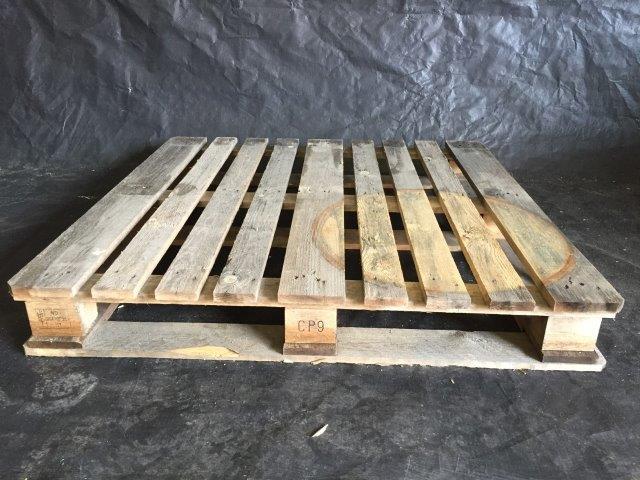 CP9 pallets gebruikt